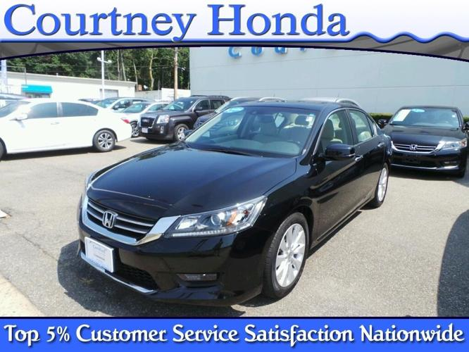 2014 honda accord ex l ex l 4dr sedan for sale in milford connecticut classified. Black Bedroom Furniture Sets. Home Design Ideas