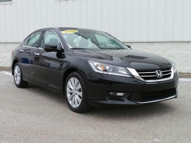 2014 honda accord ex l v6 ex l v6 4dr sedan for sale in meskegon michigan classified. Black Bedroom Furniture Sets. Home Design Ideas