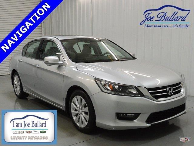 2014 Honda Accord EX-L V6 EX-L V6 4dr Sedan