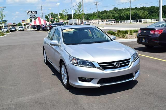 2014 honda accord ex l v6 ex l v6 4dr sedan for sale in elkhart indiana classified. Black Bedroom Furniture Sets. Home Design Ideas