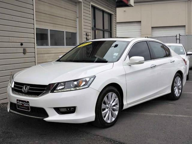 2014 honda accord ex l v6 ex l v6 4dr sedan for sale in wallingford connecticut classified. Black Bedroom Furniture Sets. Home Design Ideas