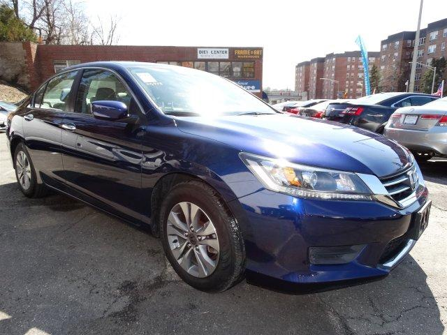 2014 honda accord lx 4dr sedan cvt for sale in yonkers for Yonkers honda service center