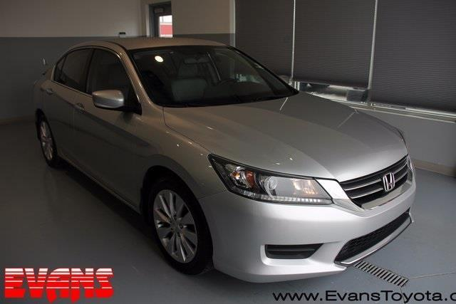 2014 Honda Accord LX LX 4dr Sedan CVT