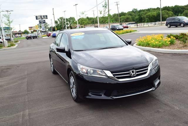2014 honda accord lx lx 4dr sedan cvt for sale in elkhart indiana classified. Black Bedroom Furniture Sets. Home Design Ideas