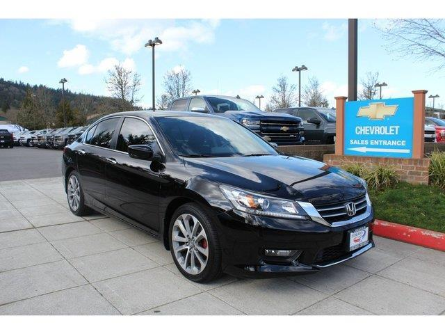 2014 honda accord sport sport 4dr sedan 6m for sale in coal creek washington classified. Black Bedroom Furniture Sets. Home Design Ideas