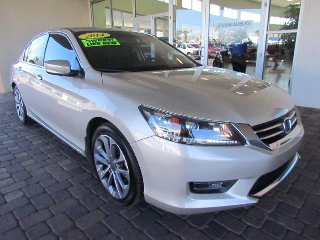 2014 Honda Accord Sport Sport 4dr Sedan CVT