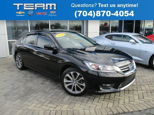2014 honda accord sport sport 4dr sedan cvt for sale in for 2014 honda accord sedan