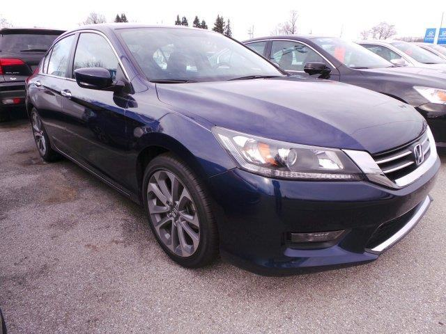 2014 honda accord sport sport 4dr sedan cvt for sale in erie pennsylvania classified. Black Bedroom Furniture Sets. Home Design Ideas