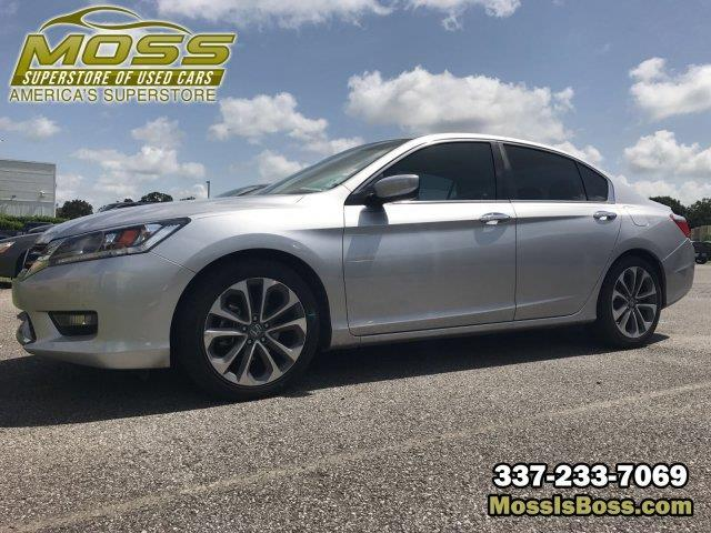2014 honda accord sport sport 4dr sedan cvt for sale in lafayette louisiana classified. Black Bedroom Furniture Sets. Home Design Ideas