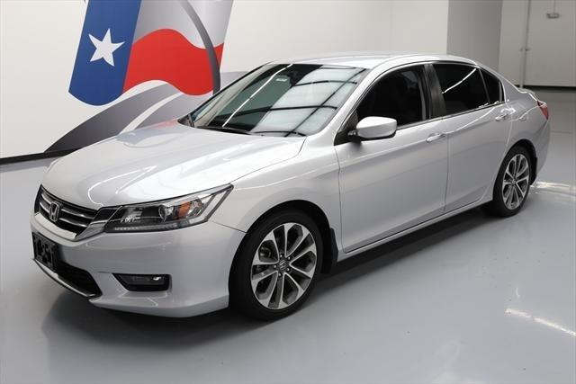 2014 honda accord sport sport 4dr sedan cvt for sale in houston texas classified. Black Bedroom Furniture Sets. Home Design Ideas