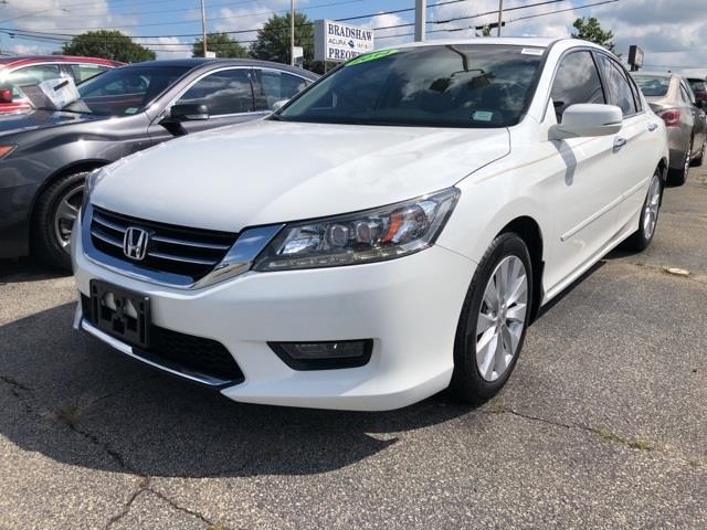 2014 Honda Accord Touring Touring 4dr Sedan