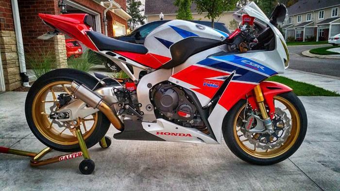 2014 honda cbr1000rr sp for sale in saint petersburg for Honda st petersburg