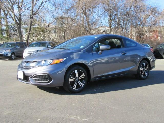 2014 Honda Civic EX EX 2dr Coupe CVT