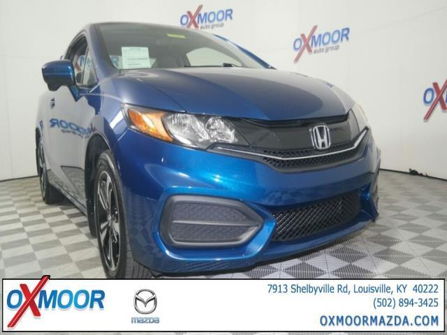 2014 honda civic ex ex 2dr coupe cvt for sale in louisville kentucky classified. Black Bedroom Furniture Sets. Home Design Ideas