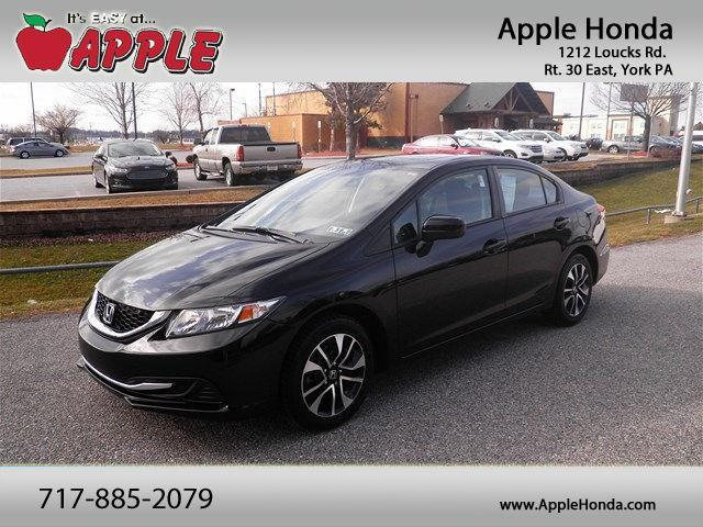 2014 Honda Civic EX EX 4dr Sedan for Sale in York, Pennsylvania Classified | AmericanListed.com