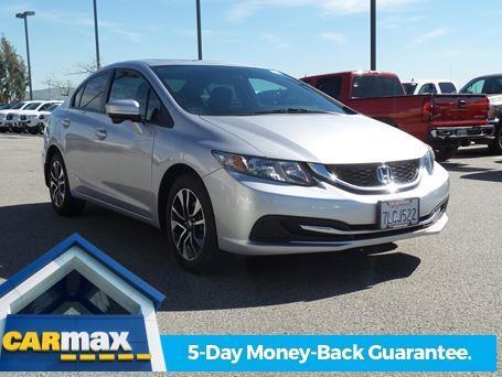 2014 Honda Civic EX EX 4dr Sedan