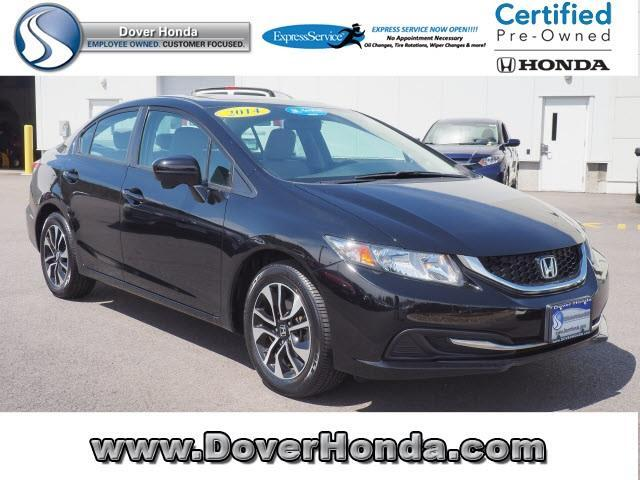 2014 honda civic ex ex 4dr sedan for sale in dover new hampshire classified. Black Bedroom Furniture Sets. Home Design Ideas
