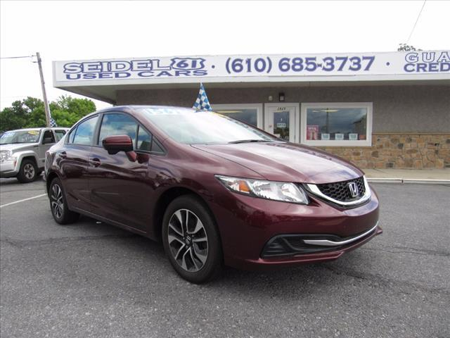 2014 honda civic ex ex 4dr sedan for sale in reading pennsylvania classified. Black Bedroom Furniture Sets. Home Design Ideas