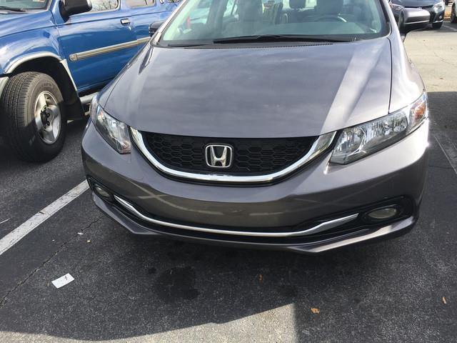 2014 Honda Civic EX-L EX-L 4dr Sedan
