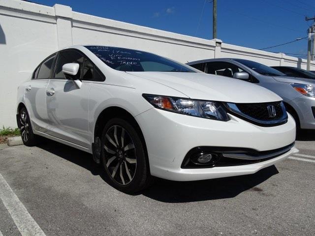 2014 honda civic ex l ex l 4dr sedan for sale in deerfield for 2014 honda civic ex for sale