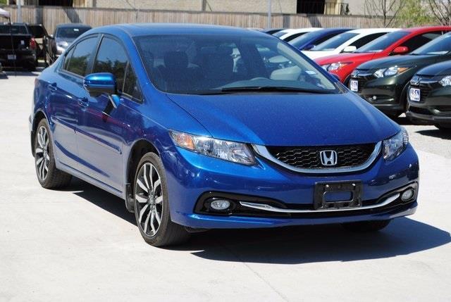 2014 honda civic ex l ex l 4dr sedan for sale in dallas for 2014 honda civic ex for sale
