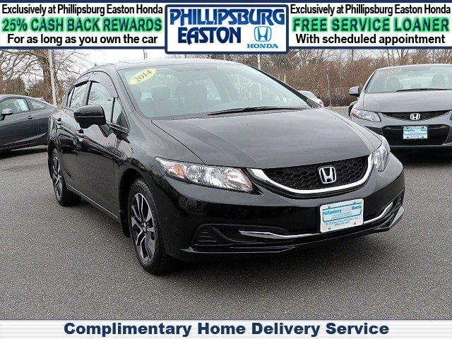 2014 Honda Civic EX Phillipsburg, NJ