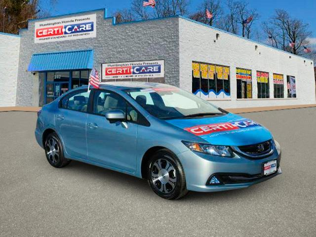 2014 Honda Civic Hybrid Hybrid 4dr Sedan