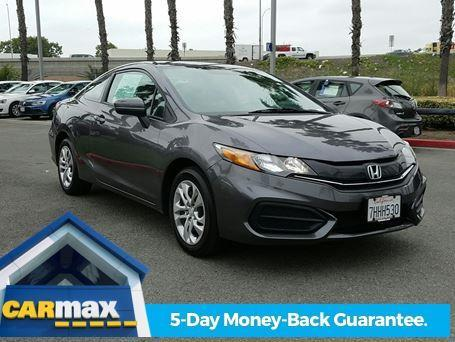 2014 Honda Civic LX LX 2dr Coupe CVT