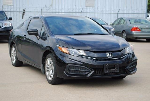 2014 honda civic lx lx 2dr coupe cvt for sale in dallas texas classified. Black Bedroom Furniture Sets. Home Design Ideas