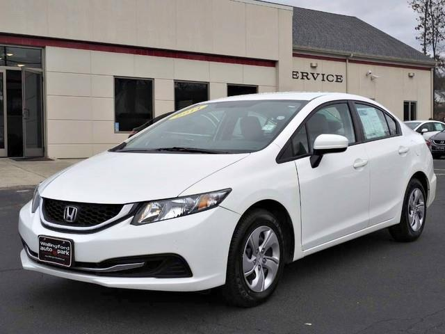 2014 honda civic lx lx 4dr sedan cvt for sale in wallingford connecticut classified. Black Bedroom Furniture Sets. Home Design Ideas