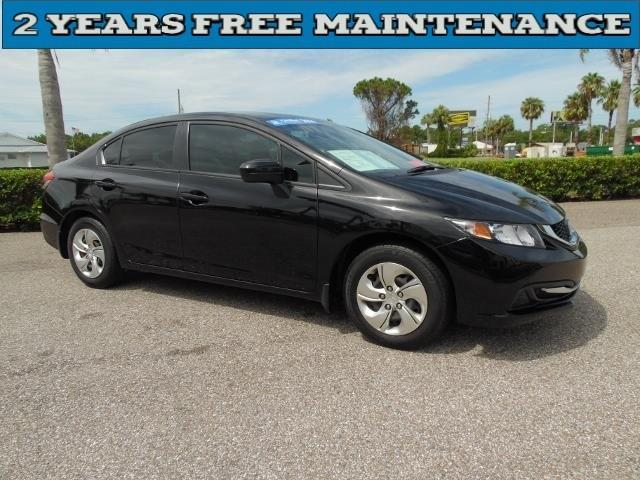 2014 honda civic lx lx 4dr sedan cvt for sale in port richey florida classified. Black Bedroom Furniture Sets. Home Design Ideas