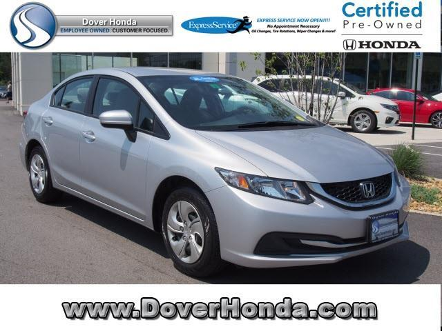2014 honda civic lx lx 4dr sedan cvt for sale in dover new hampshire classified. Black Bedroom Furniture Sets. Home Design Ideas