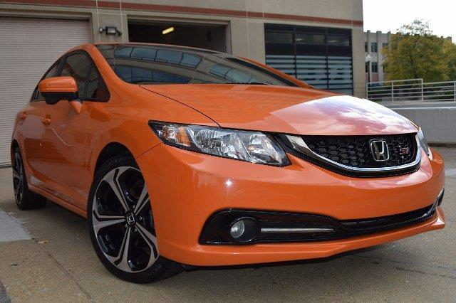 2014 Honda Civic Si Si 4dr Sedan