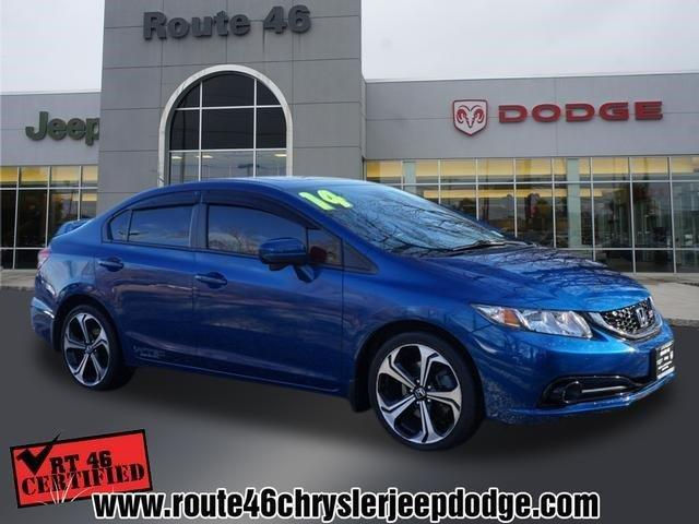2014 honda civic si si 4dr sedan for sale in great notch new jersey classified. Black Bedroom Furniture Sets. Home Design Ideas