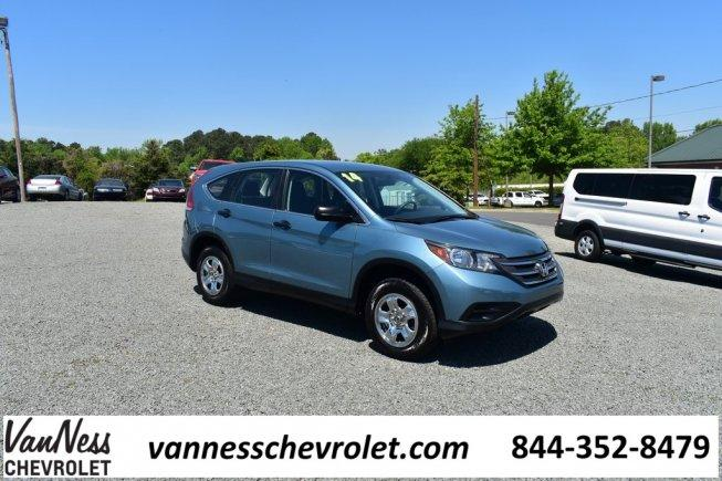 2014 Honda Cr-v AWD LX