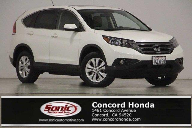 2014 Honda CR-V EX AWD EX 4dr SUV