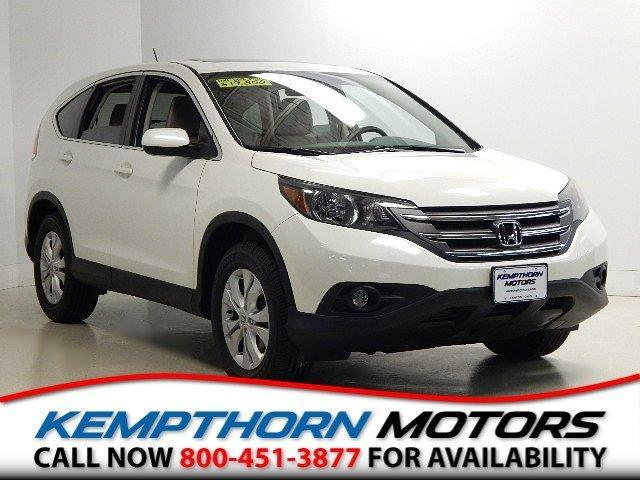 2014 honda cr v ex awd ex 4dr suv for sale in canton ohio for Kempthorn motors used cars