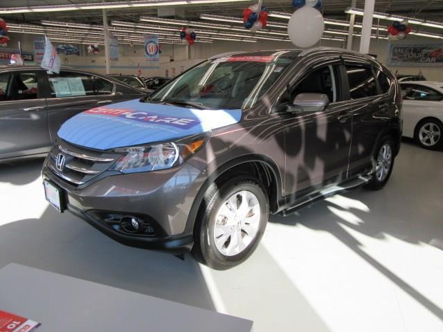 2014 Honda CR-V EX-L AWD EX-L 4dr SUV