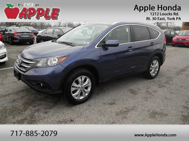 2014 Honda CR-V EX-L AWD EX-L 4dr SUV for Sale in York, Pennsylvania Classified | AmericanListed.com