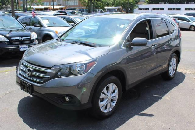 2014 honda cr v ex l awd ex l 4dr suv for sale in for Honda large suv