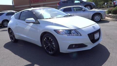2014 Honda Cr Z 2 Door Hatchback For Sale In Fresno