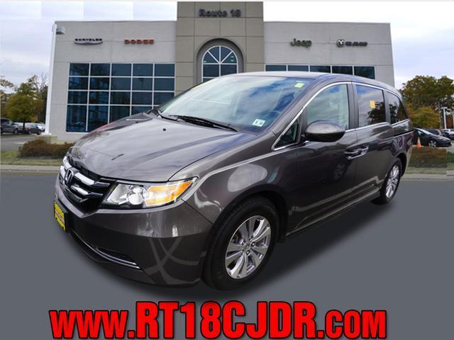 Honda Odyssey For Sale Nj Of 2014 Honda Odyssey Ex L Ex L 4dr Mini Van For Sale In East