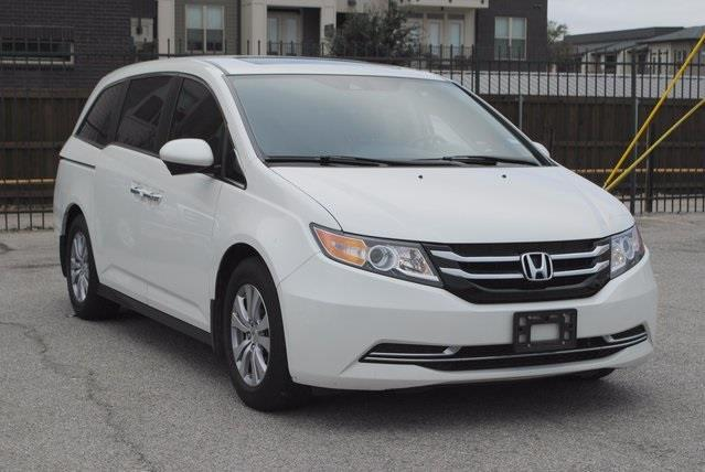2014 honda odyssey ex l ex l 4dr mini van for sale in dallas texas classified. Black Bedroom Furniture Sets. Home Design Ideas