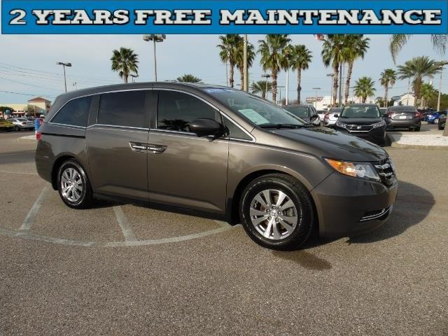2014 honda odyssey ex l ex l 4dr mini van for sale in port richey florida classified. Black Bedroom Furniture Sets. Home Design Ideas
