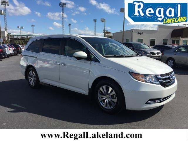2014 honda odyssey ex l ex l 4dr mini van for sale in lakeland florida classified. Black Bedroom Furniture Sets. Home Design Ideas