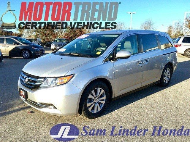 2014 honda odyssey ex l ex l 4dr mini van for sale in salinas california classified. Black Bedroom Furniture Sets. Home Design Ideas