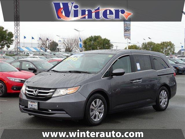 2014 honda odyssey ex l ex l 4dr mini van for sale in bay point california classified. Black Bedroom Furniture Sets. Home Design Ideas