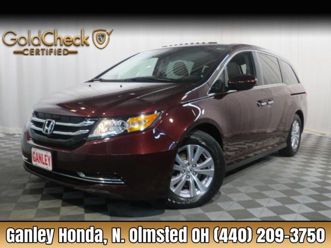 2014 honda odyssey ex l ex l 4dr mini van for sale in north olmsted ohio classified. Black Bedroom Furniture Sets. Home Design Ideas