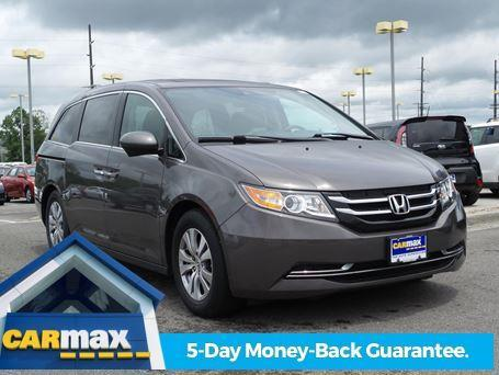 2014 honda odyssey ex l ex l 4dr mini van for sale in knoxville tennessee classified. Black Bedroom Furniture Sets. Home Design Ideas
