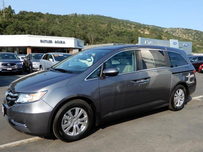 2014 honda odyssey ex l ex l 4dr mini van for sale in ashland oregon classified. Black Bedroom Furniture Sets. Home Design Ideas
